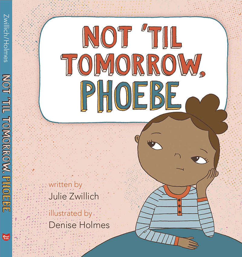Not 'Til Tomorrow Phoebe Cover
