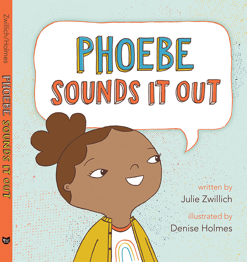 Phoebe Sounds It Out Cover
